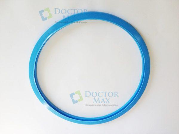 Anel de vedação escotilha autoclave 12L azul