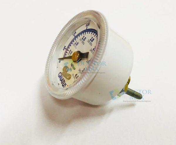 Manômetro 0 a 4 kfg/mm2 - autoclave Gnatus