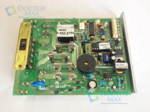 Placa comando autoclave 21 Inox Gnatus