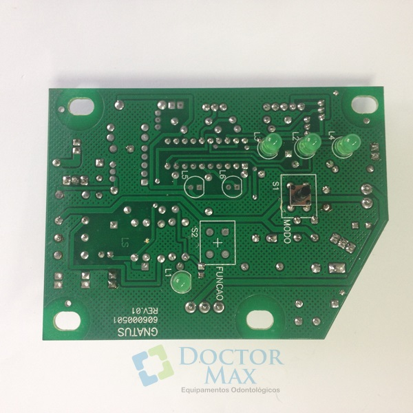 PCI painel ultra sonic BP