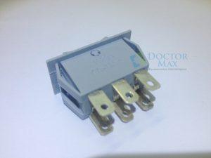 Interruptor tecla liga/desliga dupla - Jet Gnatus
